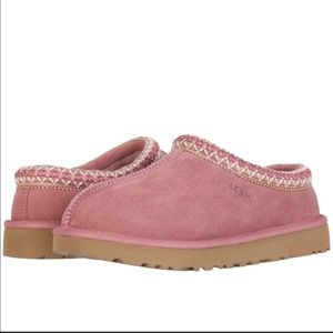 Ugg Tasman slipper clogs pink